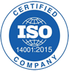 Certificare ISO14001 - Bromar Cleaning